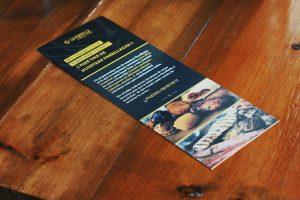 impresion menu restaurante